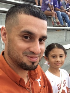 Jacob attended Texas Longhorns vs. Kansas - NCAA Football - Military Appreciation Night on Nov 11th 2017 via VetTix