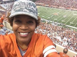 Jacqueline attended Texas Longhorns vs. Kansas - NCAA Football - Military Appreciation Night on Nov 11th 2017 via VetTix