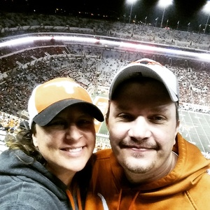 Bruce attended Texas Longhorns vs. Kansas - NCAA Football - Military Appreciation Night on Nov 11th 2017 via VetTix