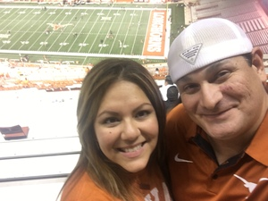 Jason attended Texas Longhorns vs. Kansas - NCAA Football - Military Appreciation Night on Nov 11th 2017 via VetTix