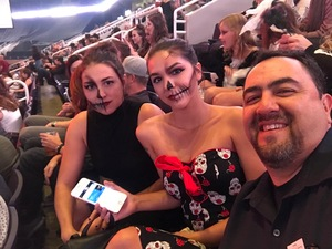 Daniel attended Halsey - Hopeless Fountain Kingdom With Special Guest Party Next Door and Charli Xcx on Oct 31st 2017 via VetTix