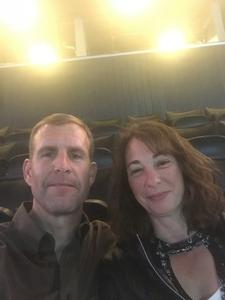 Paul attended Soul2Soul Tour With Faith Hill and Tim McGraw on Oct 27th 2017 via VetTix