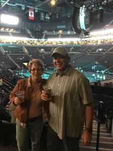 Jake attended Soul2Soul Tour With Faith Hill and Tim McGraw on Oct 27th 2017 via VetTix