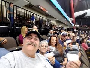 Rick attended Jacksonville Icemen vs. South Carolina Stingrays - ECHL on Oct 21st 2017 via VetTix