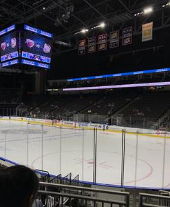 James attended Jacksonville Icemen vs. South Carolina Stingrays - ECHL on Oct 21st 2017 via VetTix