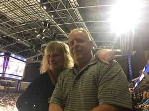 Kevin attended Jacksonville Icemen vs. South Carolina Stingrays - ECHL on Oct 21st 2017 via VetTix