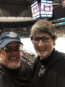 Terrance attended Jacksonville Icemen vs. South Carolina Stingrays - ECHL on Oct 21st 2017 via VetTix