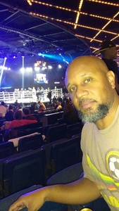 Duane attended Glory 48 New York - Presented by Glory Kickboxing - Live at Madison Square Garden on Dec 1st 2017 via VetTix