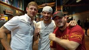 Jose attended Bellator MMA - Mousasi vs. Shlemenko - King Mo vs. Mcgeary - Presented by Bellator MMA - Mixed Martial Arts on Oct 20th 2017 via VetTix