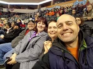 Linda attended Kansas City Mavericks vs. Wichita Thunder - Freedom Friday - ECHL on Nov 10th 2017 via VetTix