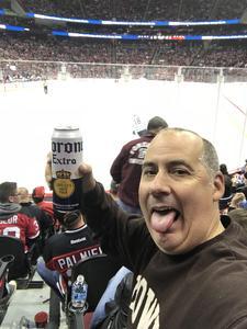 Charles attended New Jersey Devils vs. Edmonton Oilers - NHL on Nov 9th 2017 via VetTix