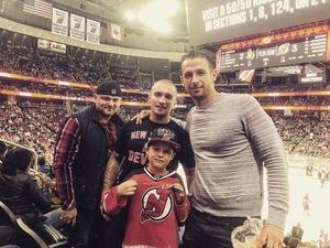 Stanislav attended New Jersey Devils vs. Edmonton Oilers - NHL on Nov 9th 2017 via VetTix