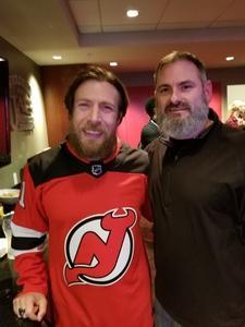Scott attended New Jersey Devils vs. Edmonton Oilers - NHL on Nov 9th 2017 via VetTix