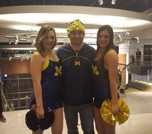Jeremy attended University of Michigan vs. North Florida - NCAA Mens Basketball on Nov 11th 2017 via VetTix
