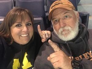 Gene attended University of Michigan vs. North Florida - NCAA Mens Basketball on Nov 11th 2017 via VetTix