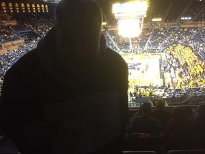 Bill attended University of Michigan vs. North Florida - NCAA Mens Basketball on Nov 11th 2017 via VetTix