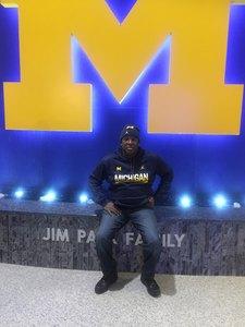 Lucien attended University of Michigan vs. North Florida - NCAA Mens Basketball on Nov 11th 2017 via VetTix