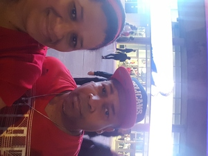 T. Harris attended New Orleans Pelicans vs. Orlando Magic - NBA on Oct 30th 2017 via VetTix
