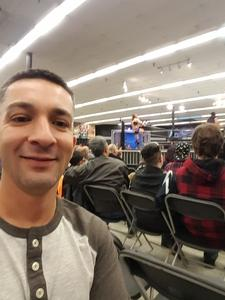 Nicolas attended Autumn Armageddon 2017 - Joppa - Presented by Maryland Championship Wrestling on Nov 10th 2017 via VetTix