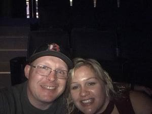Gary attended Justin Moore: Hell on a Highway Tour on Nov 3rd 2017 via VetTix