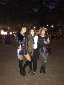 Melissa attended Texas Renaissance Festival on Nov 11th 2017 via VetTix