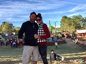 Barrett attended Texas Renaissance Festival on Nov 11th 2017 via VetTix