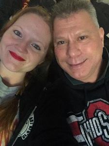 Sara attended Cleveland Cavaliers vs. Milwaukee Bucks - NBA - Military Appreciation Night! on Nov 7th 2017 via VetTix