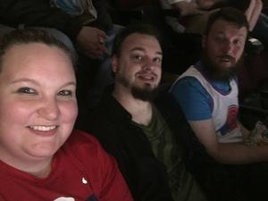 Mitch attended Cleveland Cavaliers vs. Milwaukee Bucks - NBA - Military Appreciation Night! on Nov 7th 2017 via VetTix