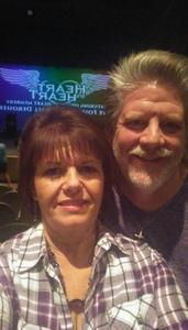Richard attended Heart by Heart on Nov 18th 2017 via VetTix