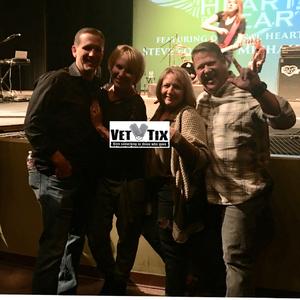 Steven attended Heart by Heart on Nov 18th 2017 via VetTix