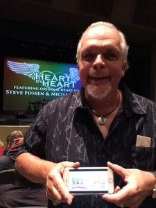 Jack attended Heart by Heart on Nov 18th 2017 via VetTix