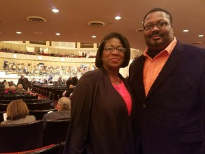 Apollo Gibbs attended Honeck Conducts Schubert Symphony No. 9 - Presented by the Chicago Symphony Orchestra on Nov 11th 2017 via VetTix