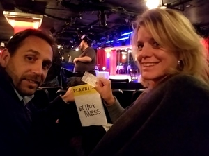 Bert attended Hot Mess: a Romantic Comedy That Goes Both Ways - Friday on Nov 10th 2017 via VetTix