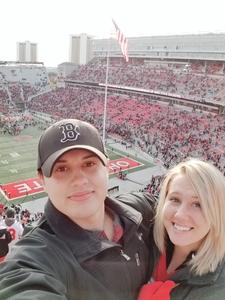 Josh attended Ohio State Buckeyes vs. Michigan State - NCAA Football - Military/veteran Appreciation Day Game on Nov 11th 2017 via VetTix