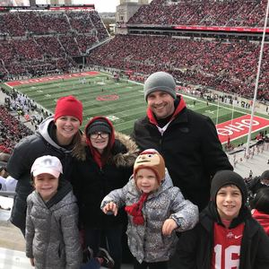 Anthony attended Ohio State Buckeyes vs. Michigan State - NCAA Football - Military/veteran Appreciation Day Game on Nov 11th 2017 via VetTix
