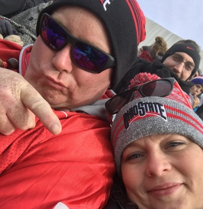Jennifer attended Ohio State Buckeyes vs. Michigan State - NCAA Football - Military/veteran Appreciation Day Game on Nov 11th 2017 via VetTix