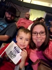 Candice attended Paw Patrol Live! The Great Pirate Adventure - Presented by Vstar Entertainment on Nov 25th 2017 via VetTix
