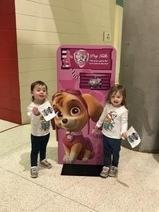 Laura attended Paw Patrol Live! The Great Pirate Adventure - Presented by Vstar Entertainment on Nov 25th 2017 via VetTix