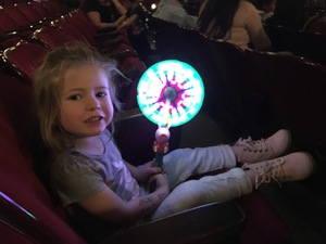 Christopher attended Peppa Pig Live - Surprise on Dec 3rd 2017 via VetTix
