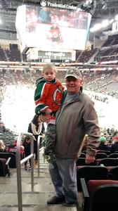 Michael attended New Jersey Devils vs. Boston Bruins - NHL on Nov 22nd 2017 via VetTix