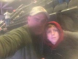 Thomas attended New Jersey Devils vs. Boston Bruins - NHL on Nov 22nd 2017 via VetTix