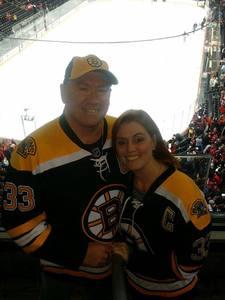 john attended New Jersey Devils vs. Boston Bruins - NHL on Nov 22nd 2017 via VetTix