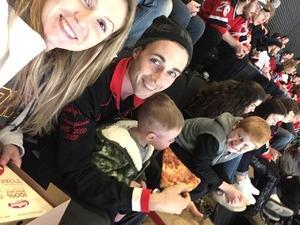 Greg attended New Jersey Devils vs. Boston Bruins - NHL on Nov 22nd 2017 via VetTix