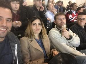 Marc attended New Jersey Devils vs. Boston Bruins - NHL on Nov 22nd 2017 via VetTix