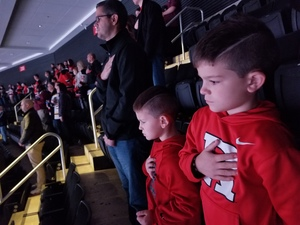 Fred attended New Jersey Devils vs. Boston Bruins - NHL on Nov 22nd 2017 via VetTix