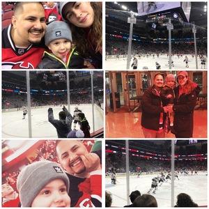 Eduardo attended New Jersey Devils vs. Boston Bruins - NHL on Nov 22nd 2017 via VetTix