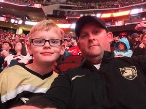 Scott attended New Jersey Devils vs. Boston Bruins - NHL on Nov 22nd 2017 via VetTix