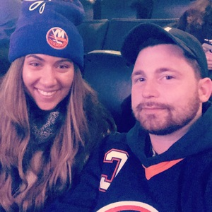 John attended New York Islanders vs. Carolina Hurricanes - NHL on Nov 16th 2017 via VetTix