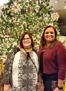 Christine attended 42nd Street on Nov 25th 2017 via VetTix