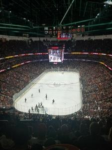 Kyle attended Anaheim Ducks vs. Vegas Golden Knights - NHL on Nov 22nd 2017 via VetTix